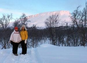 Koululaiset etelärannikolta pohjoisimpaan Lappiin kilpailevat Metsävisassa