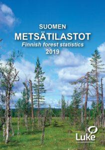 Suomen metsätilastot 2019 – tuhti tietopaketti painettuna ja verkossa